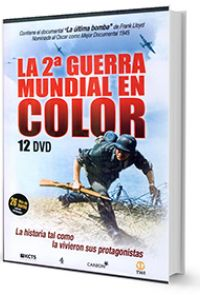 La Segunda Guerra Mundial en color : [video recording]