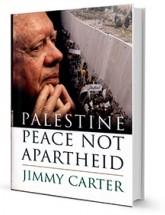 Palestine : peace not apartheid