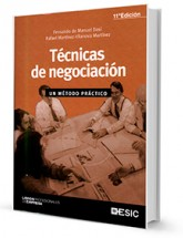 Técnicas de negociación : un método práctico