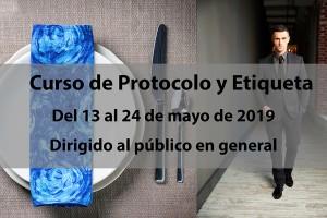 Curso de Protocolo y Etiqueta