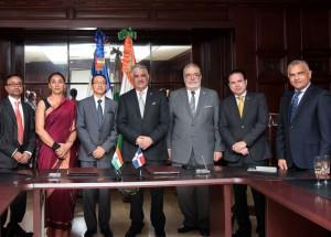 RD e India firman memorando de entendimiento sobre formación diplomática y consular
