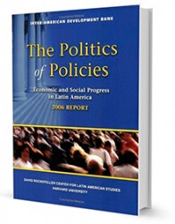The politics of policies : economic and social progress in Latin America