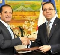 Cancillería y FEDOMU firman convenio para el establecimiento del sistema de diplomacia urbana; promoverán municipalidad a través de intercambios directos entre gobiernos locales