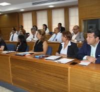 En el Ministerio de Relaciones Exteriores, CAPGEFI inicia capacitación